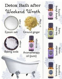 Detox Sweat Bath by Detox Foot Soak Learned About This While In