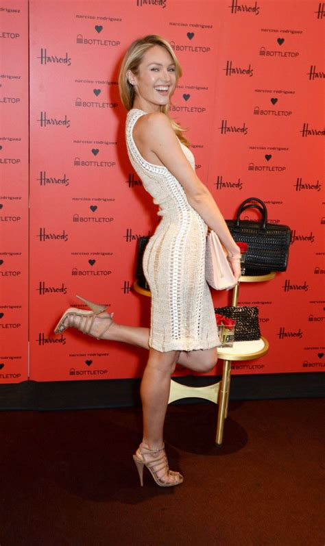 Lq 30 Blouse Rafel candice swanepoel bottletop collection launch in 30 gotceleb