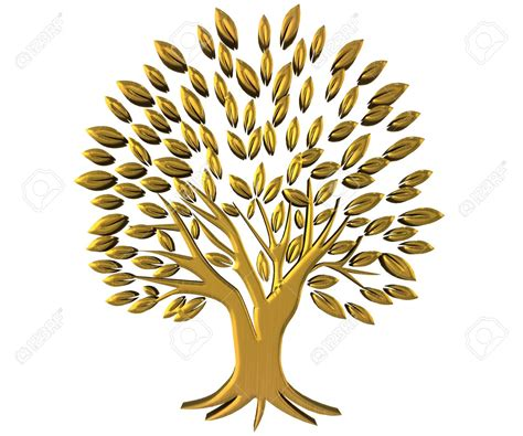 gold tree prosperity clipart clipart panda free clipart images