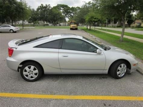 automobile air conditioning service 2000 toyota celica parental controls find used 2000 toyota celica gt in tallahassee florida united states for us 1 850 00