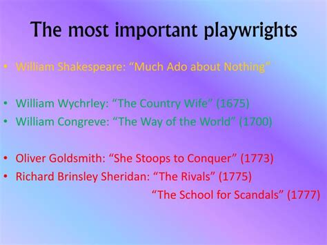 themes in the book she stoops to conquer ppt the comedy of manners powerpoint presentation id