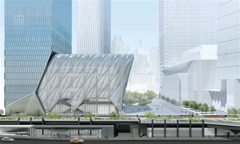 home design center nyc the shed by ds r and rockwell group takes shape in new york