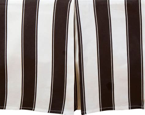 black and white striped bed skirt black and white stripe bed skirt queen modern bedskirts by sin in linen