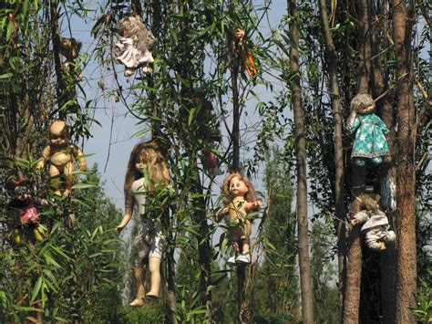 the haunted doll island 30 of the most terrifying haunted places around the world