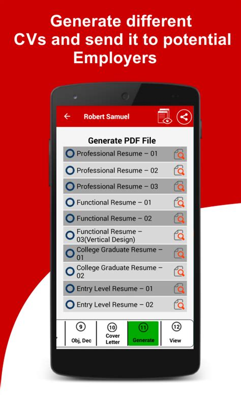 Make A Free Resume On My Phone by Make A Resume On My Android Phone Krida Info