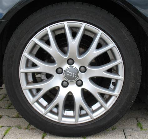 Audi Tt Felgen 17 Zoll by Original Audi Tt 8j Alufelgen 17 Zoll Y Design Biete