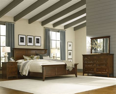 mansion bedroom set westlake cherry brown mansion bedroom set wslcb5030 a
