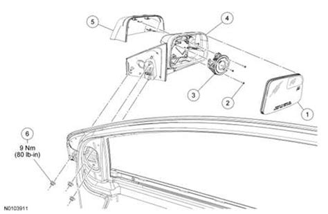 2009 lincoln mkz drivers door inner panel remomal wiring diagram for 2008 lincoln mkz 2008 tacoma wiring