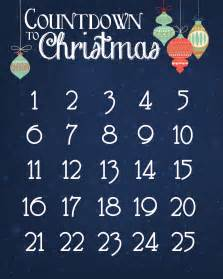 Kitchen Makeover On A Budget Ideas christmas countdown calendar free printable how to nest