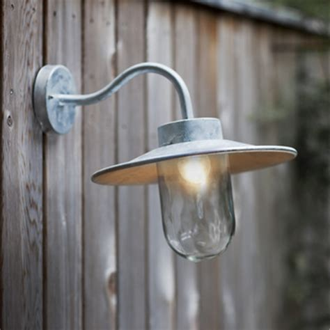 traditional outdoor wall lights traditional swan neck outdoor wall light