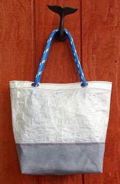 Sailcloth Totes From Flag Design by Surf Tote Ltd Edition Reclaimed Sail Bag Bags