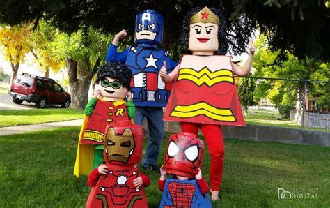 imagenes lego halloween mejores 76 im 225 genes de lego superheroes en pinterest