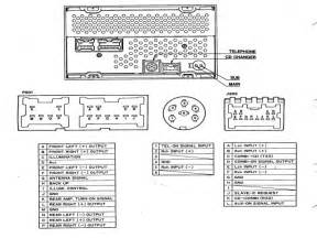 clarion car stereo wiring diagram blonton