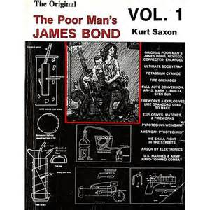 james bond volume 1 atomic books poor man s james bond volume 1 kurt saxon literary finds for mutated minds