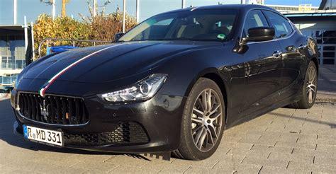 Auto Leasing Ohne Anzahlung Vorf Hrwagen by Superdeal Bis 31 12 2015 Maserati Ghibli Diesel Vorf 252 Hrwagen