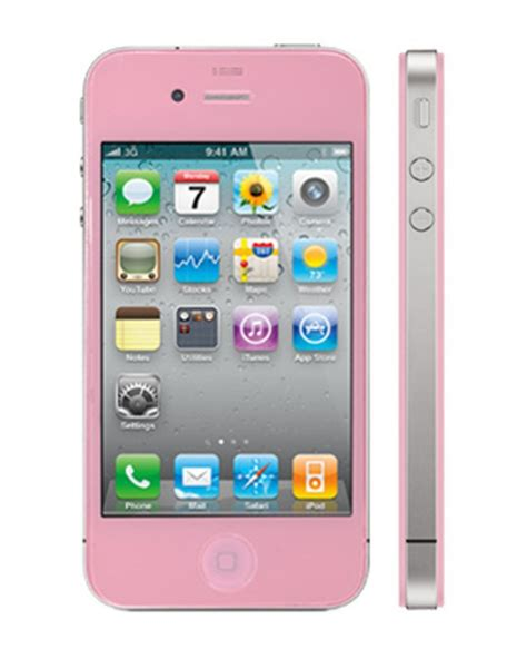 I Iphone 4 pink iphone 4 apple 16gb