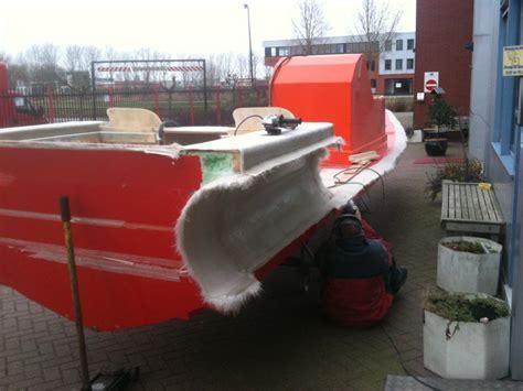 boten bouwen polyester sloepen