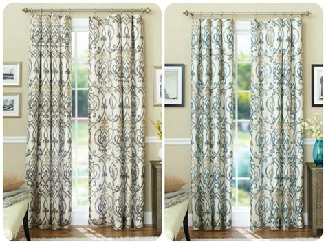 better homes and gardens drapes better homes and gardens ikat scroll curtain panel dress