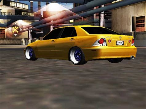 lexus is300 stance lexus is300 need for speed 2 rides nfscars