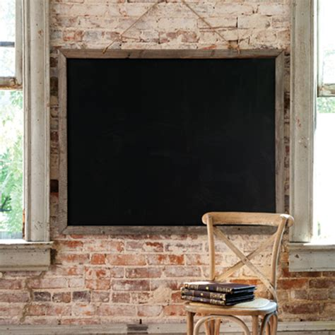 park hill home decor park hill collection schoolhouse two sided blackboard yf1878