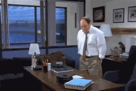 george costanza desk bed grief and concentration 8 tips for coping with an