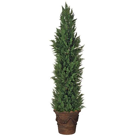 12 foot artificial outdoor cypress tree a 134