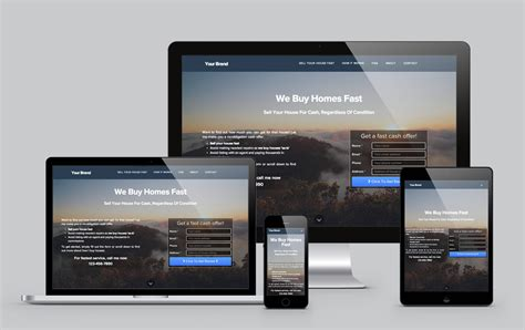 Best Real Estate Investor Website Templates Best Real Estate Templates