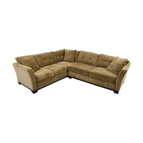 sofas sectionals sofas and sectionals rowe andee sectional brown leather