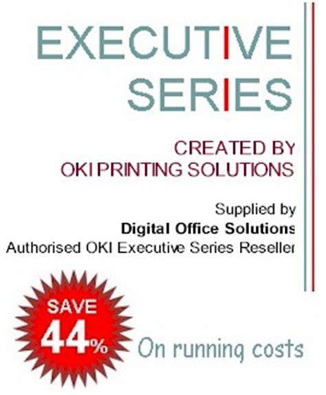 digital office solutions oki executive series es7470 a4