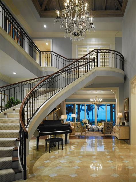 Luxury Home Stairs Design 18 Palatial Mediterranean Staircase Designs That Redefine Luxury