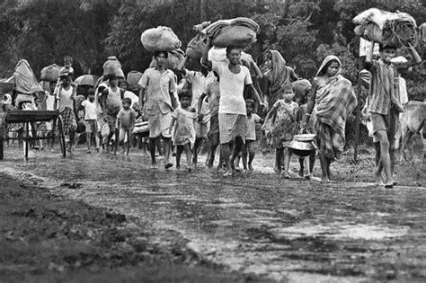 1971 pakistan civil war why did india insist to intervene in the pakistan civil