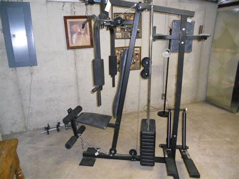 weider stair stepper espotted