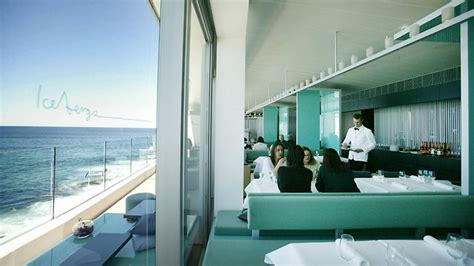 Bondi Icebergs Dining Room Menu by A Local Look Dining Digital Editions