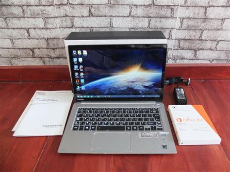 Harga Toshiba I5 ultrabook toshiba i5 ram 8gb qhd touchscreen jual