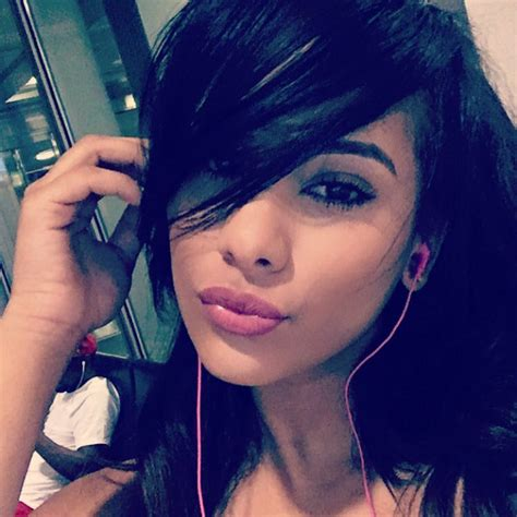 cyn santana news and gossip latest stories whos dated who cyn santana hair color bangin candy erica mena s