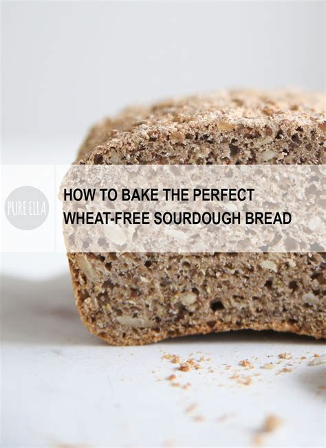 how to bake bread 51 great baking recipes for beginners bread cookbook healthy food books how to bake the wheat free sourdough bread ella