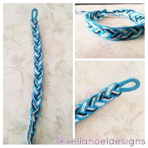 braided leaves design friendship bracelet kella noel designs  store powered  storenvy