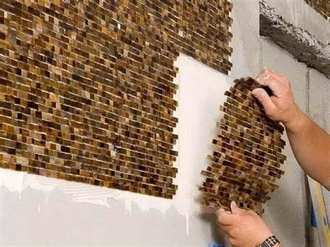 walls diy network backsplash kit for kitchen tin