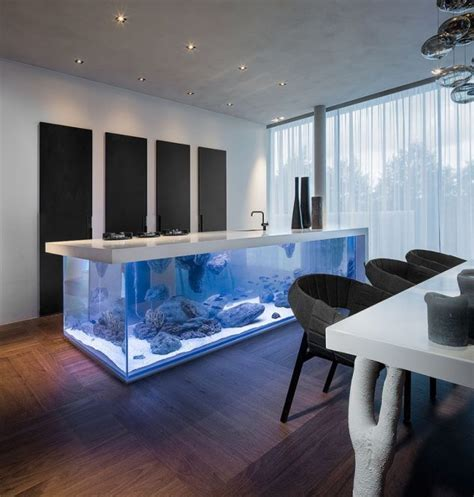 15 Amazing Home Aquarium Ideas You Must See