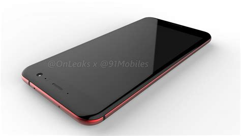 Alleged HTC U 11 renders show a glossy red version of the