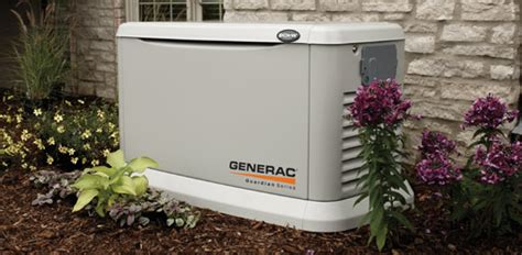 installing a whole house standby generator for your home