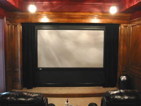 home theater screens design  ideas