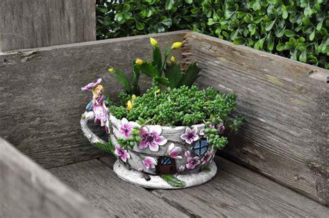 fairy garden teacup planters fairygoodies