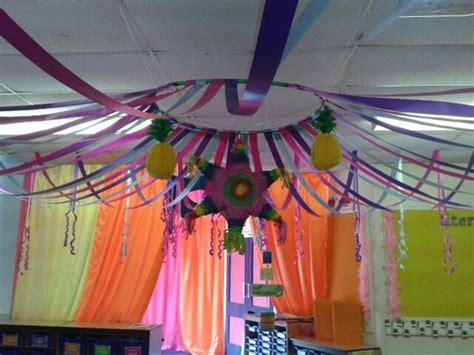 Ceiling Decorations For Classroom by Tent Ceiling Decoration Classroom Theme
