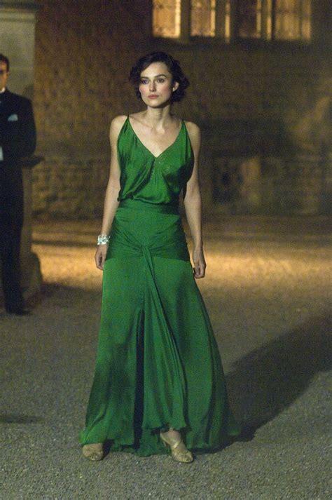 Greeny Dress atonement green dress the dress shop