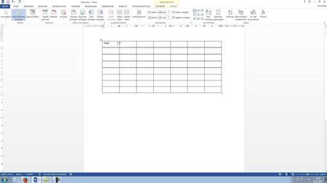 tabelle erstellen word 2013 2010 tabellen erstellen anf 228 ngerkurs