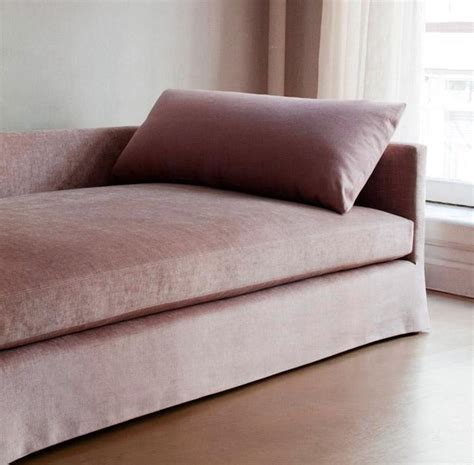 dusty couch pink purple interiors all grown up