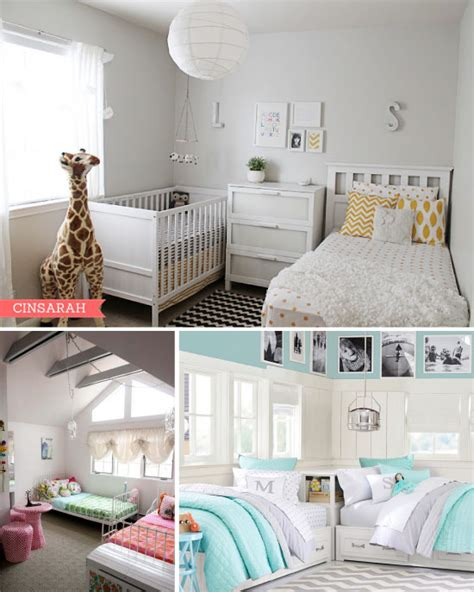 chambre pour 2 enfants partager une chambre d enfant les lits jumeaux