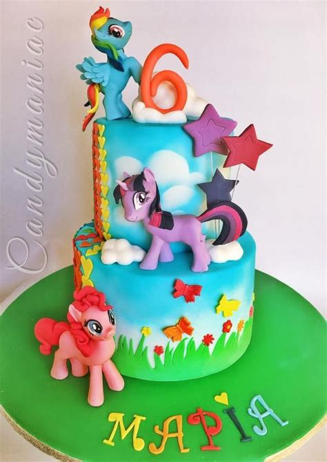 Cupcakes Bday Pony Cake Birthday Kue Ulang Tahun 1000 ideas about pony cake on my pony cake pony cake and rainbow