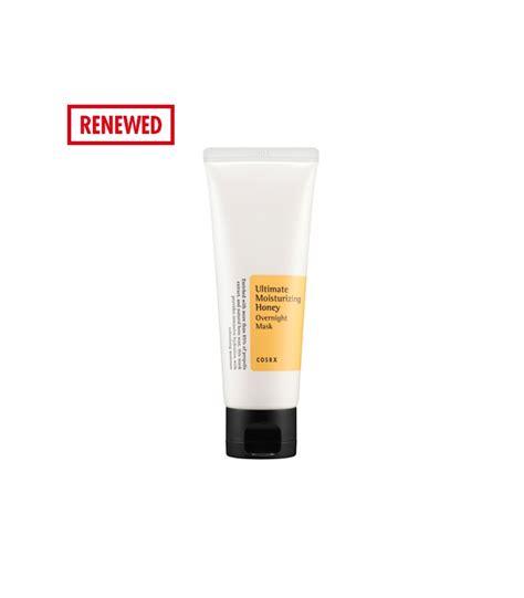 Diskon Cosrx Ultimate Moisturizing Honey Overnight Mask 60ml cosrx ultimate moisturizing honey overnight mask